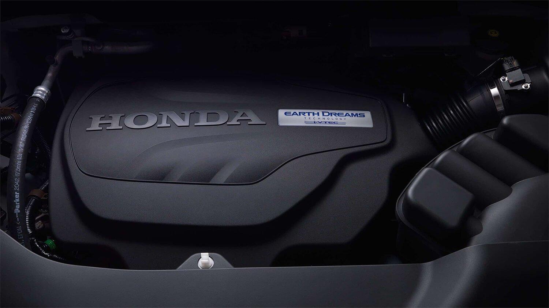 2017 Honda Pilot V-6 Engine