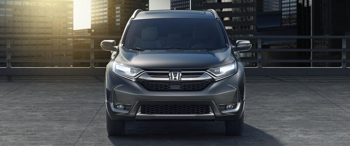 2018 Honda CR-V AWD Exterior Front Grille
