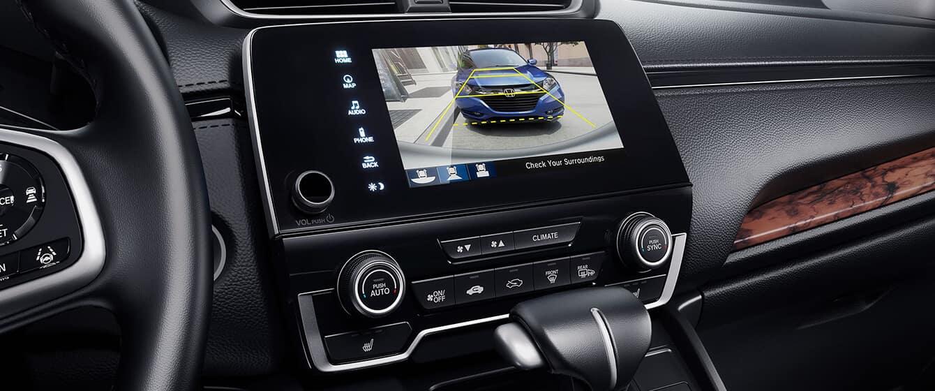 2018 Honda CR-V AWD Interior Rearview Camera
