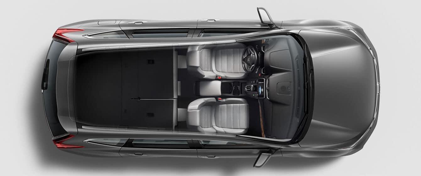 2018 Honda CR-V AWD Interior Cargo Space