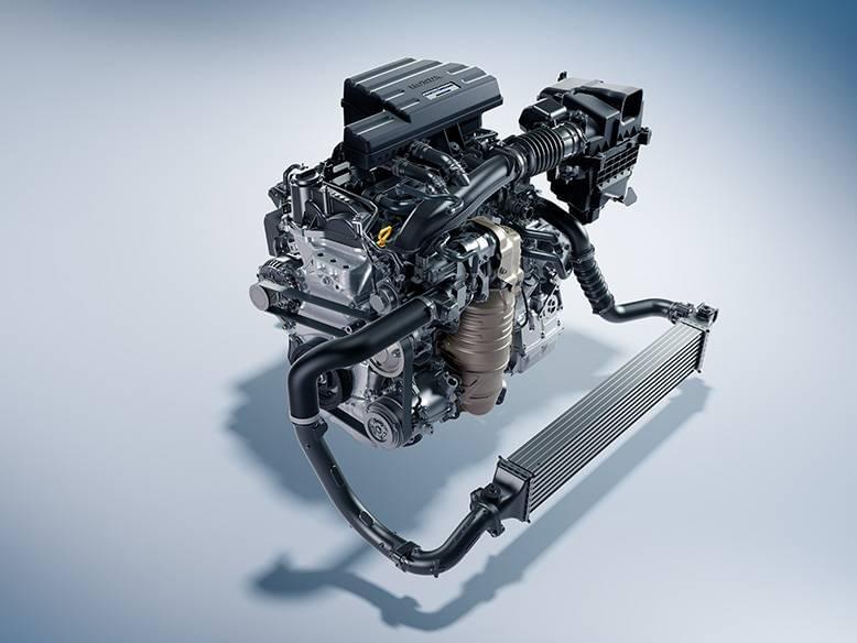 Honda CR-V Turbocharged Engine
