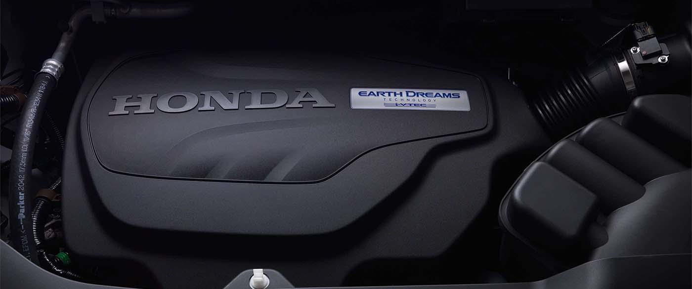 Honda Pilot Engine