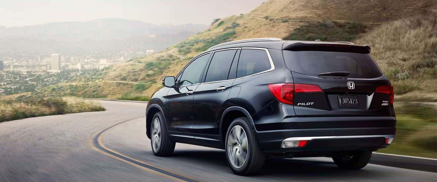 Honda Pilot Vehicle Stability Assist