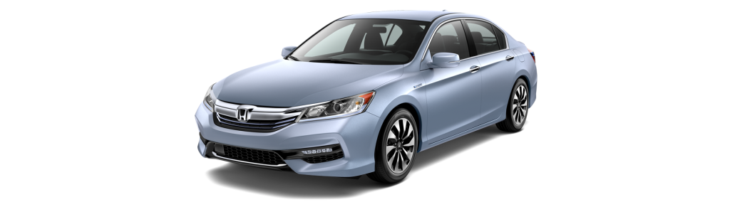 2017 Honda Accord Hybrid Front Angle