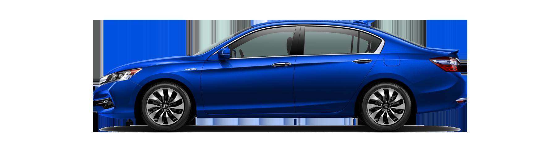 2017 Honda Accord Hybrid Side Profile