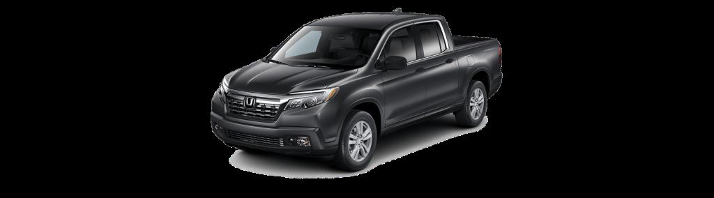 2017 Honda Ridgeline Front