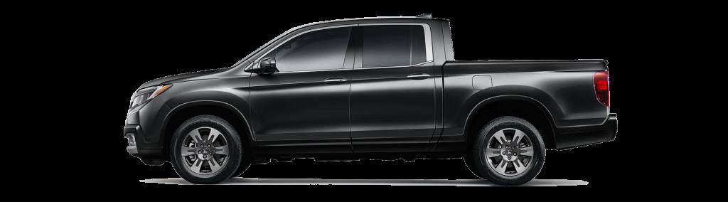2017 Honda Ridgeline Side Profile