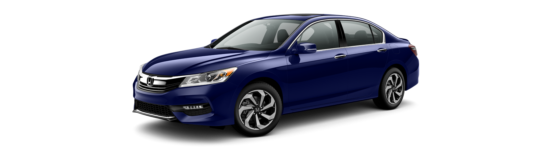 2017 Honda Accord Sedan Front Angle