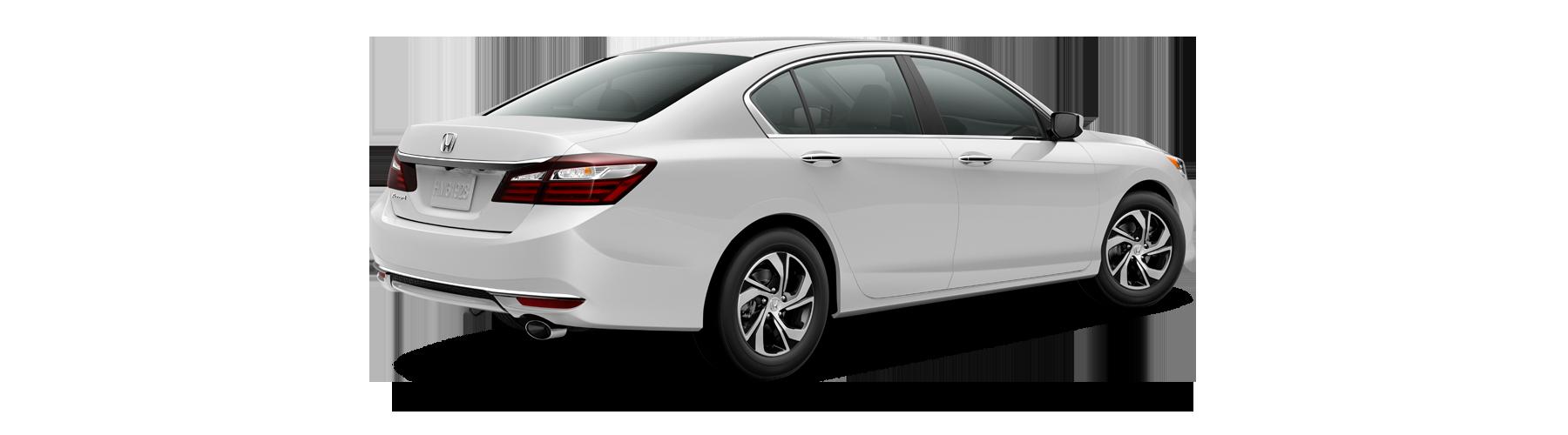 2017 Honda Accord Sedan Rear Angle