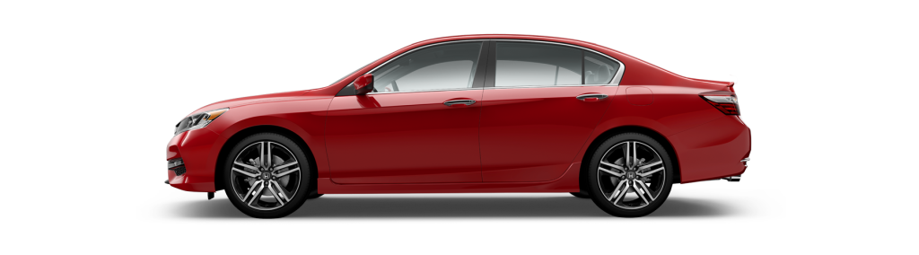 2017 Honda Accord Sedan Side Profile