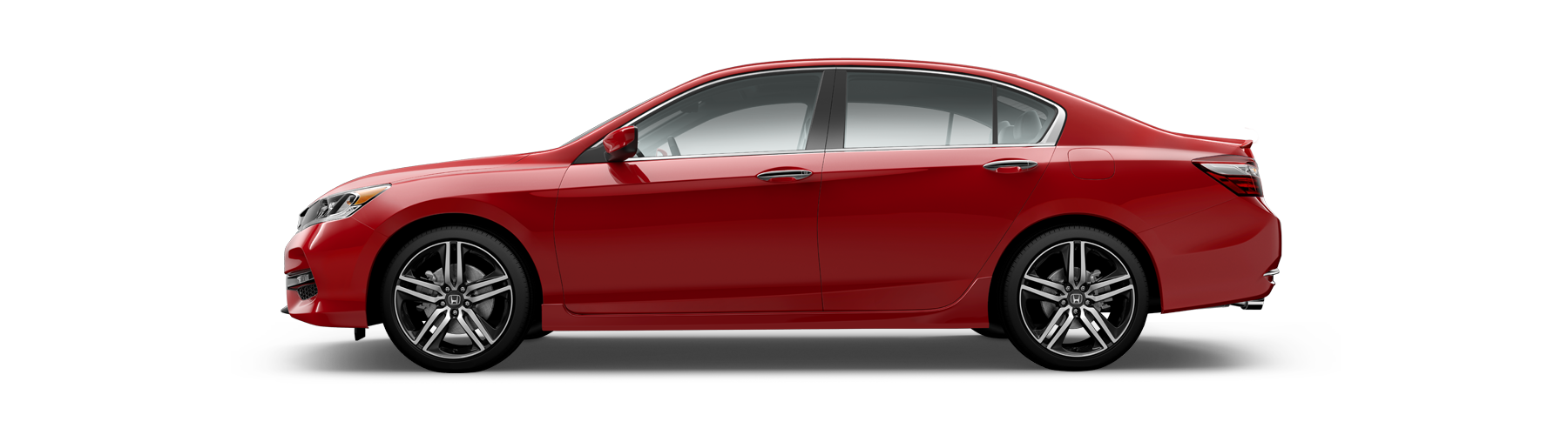 2017 Honda Accord Sedan Side Profile