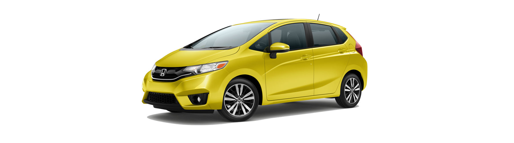 2017 Honda Fit Front Angle
