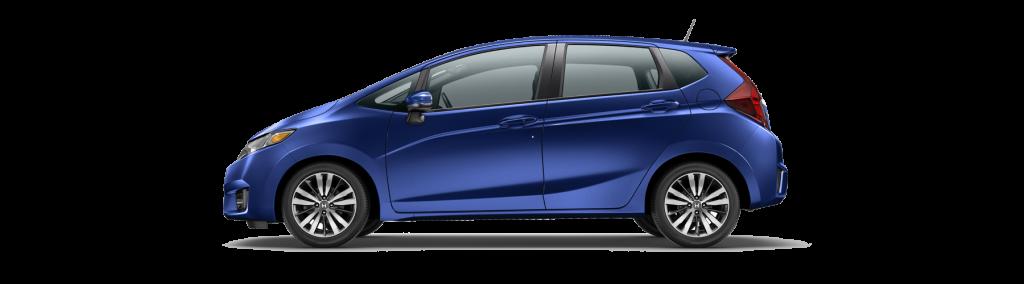 2017 Honda Fit Side Profile