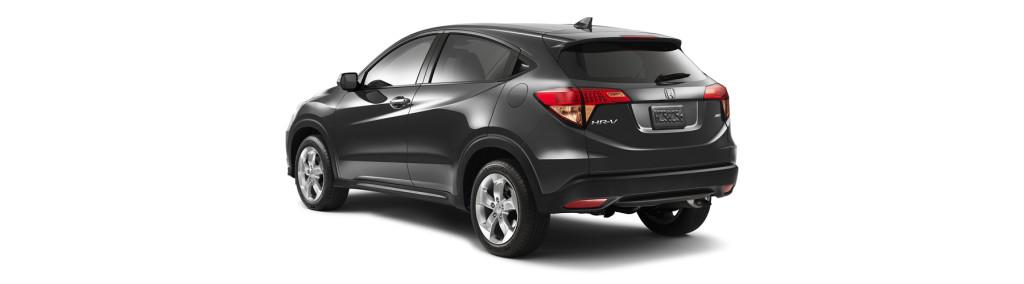 2017 Honda HR-V Rear Angle
