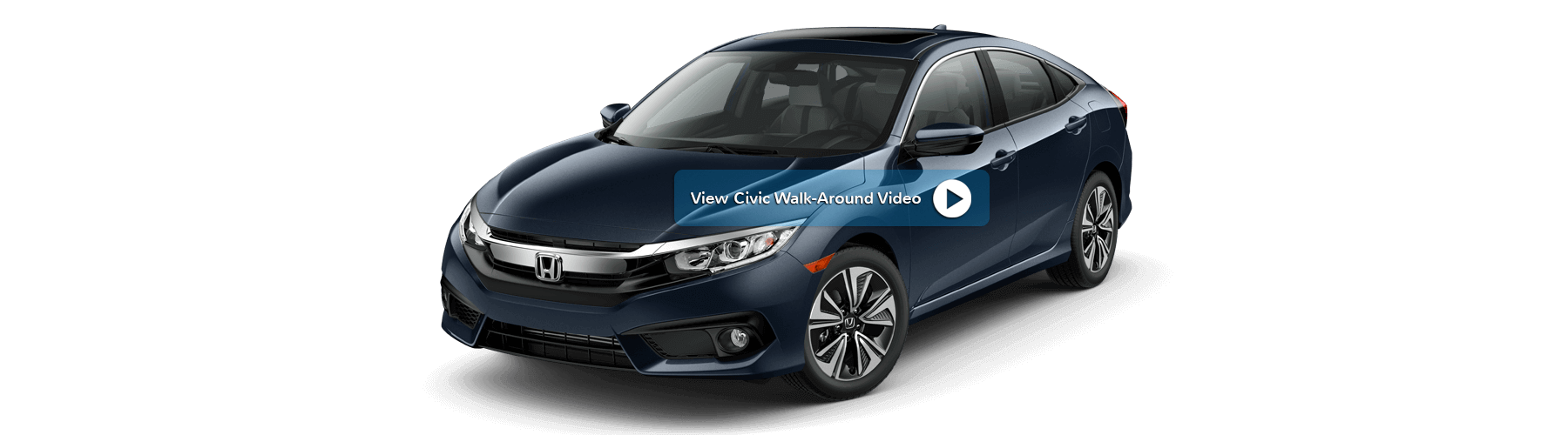 2017 Honda Civic Sedan Front Angle