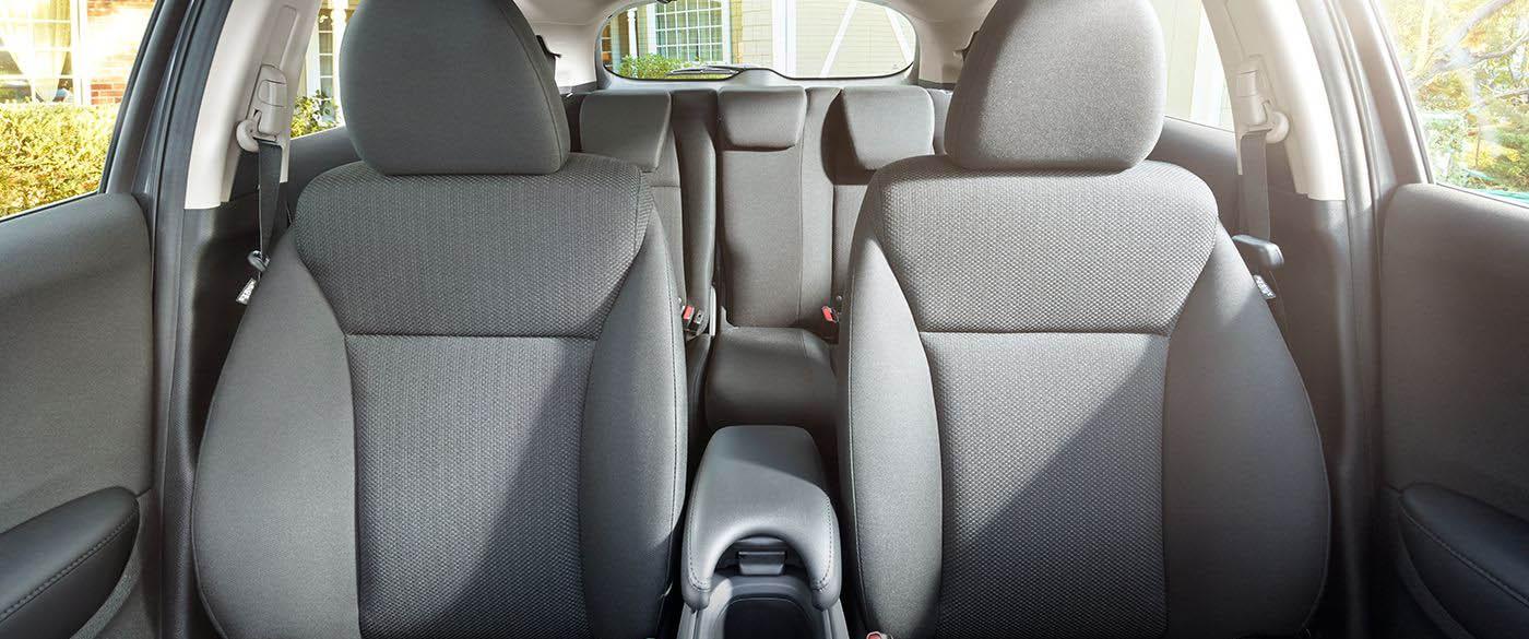 Honda HR-V Interior Seating