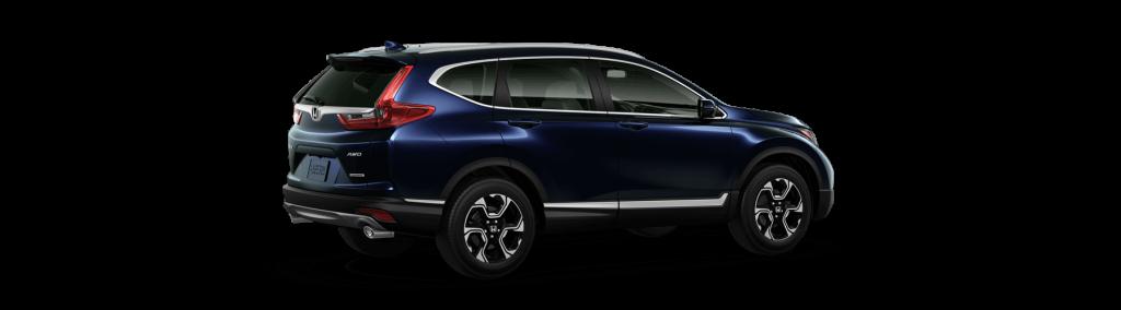 2017 Honda CR-V Rear Angle