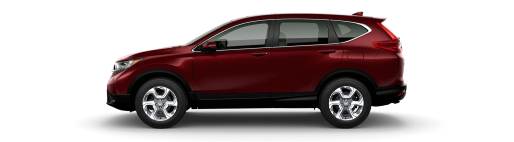 2017 Honda CR-V Side Profile