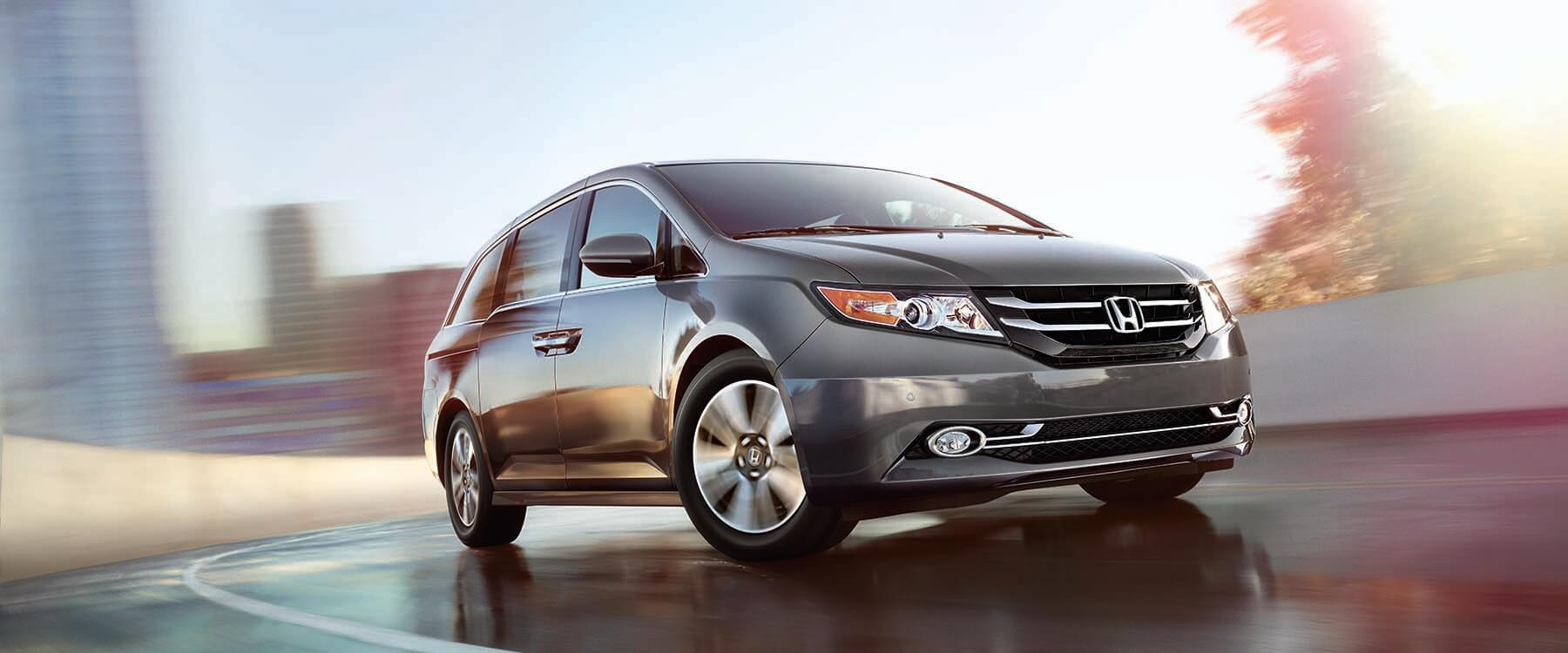 Customize Your Minivan With 2017 Honda Odyssey Accessories