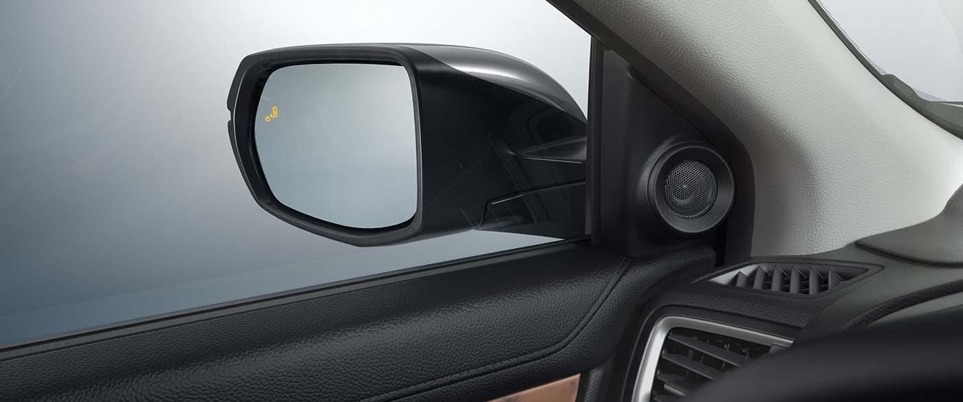 2017 Honda CR-V Blind Spot Monitoring System