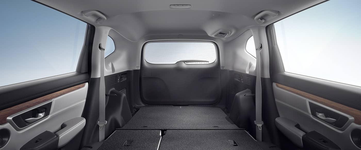 2017 Honda CR-V Cargo Area