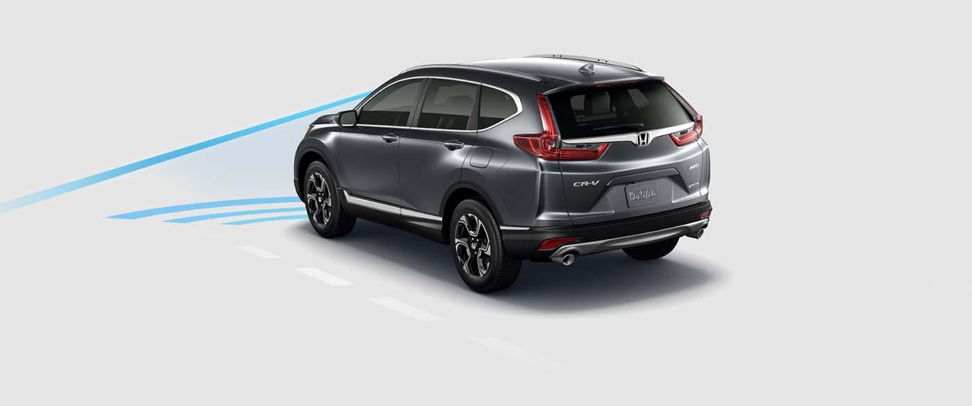 2017 Honda CR-V Collision Mitigation Braking System