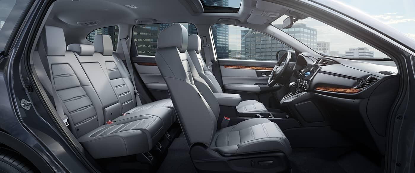 2017 Honda CR-V Leather Trimmed Seating