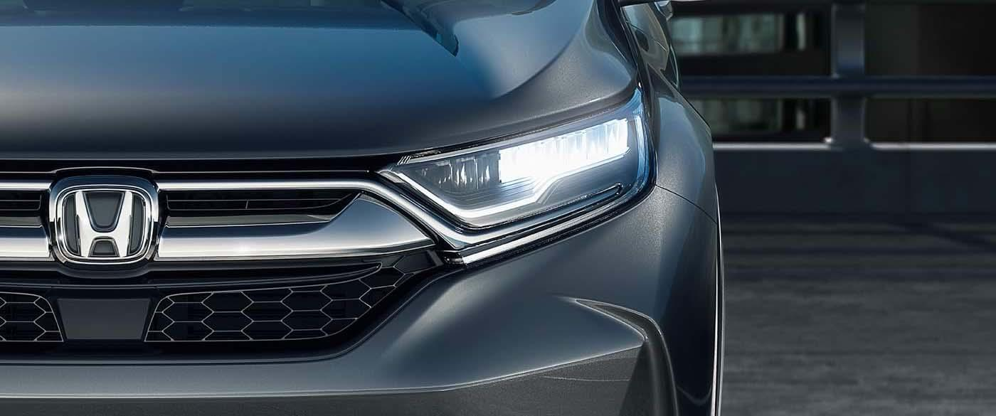 2017 Honda CR-V LED Headlights