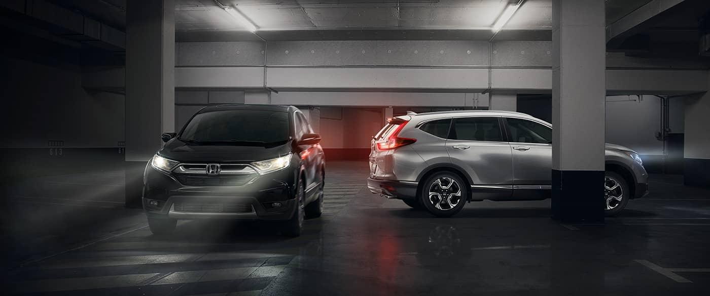 2017 Honda CR-V Parking Garage