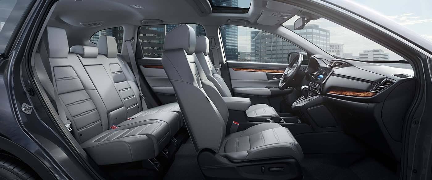 Honda CR-V Interior Seating