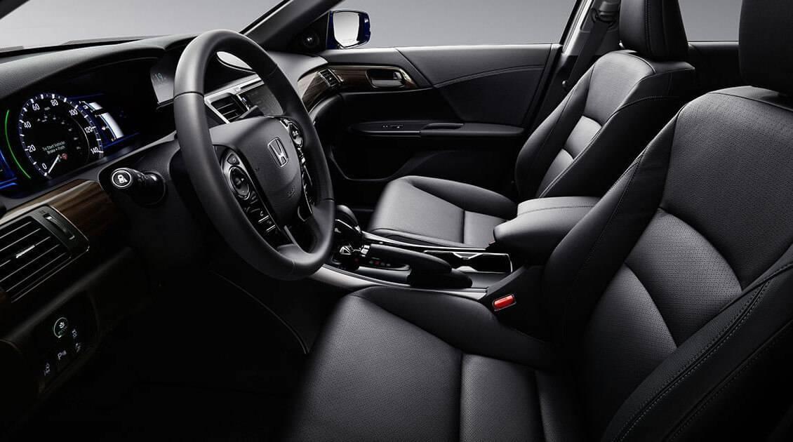 2017 Honda Accord Hybrid Interior Cabin