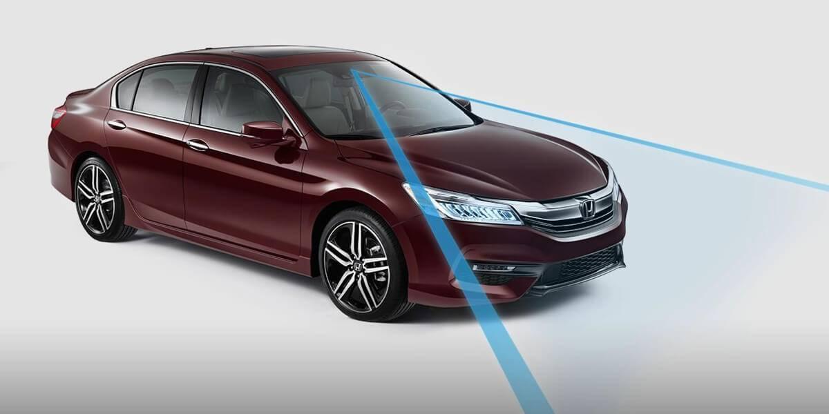 2017 Honda Accord Lane Keeping Assist