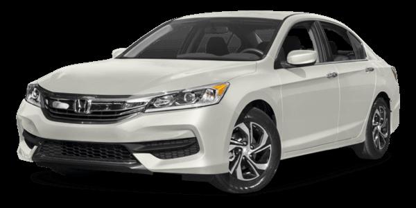 2017 Honda Accord Sedan LX light exterior model