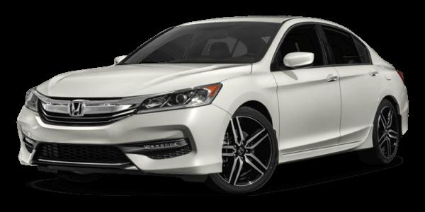 2017 Honda Accord Sedan Sport light exterior model