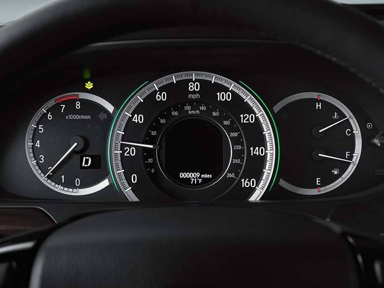 Honda Accord Sedan Eco Assist