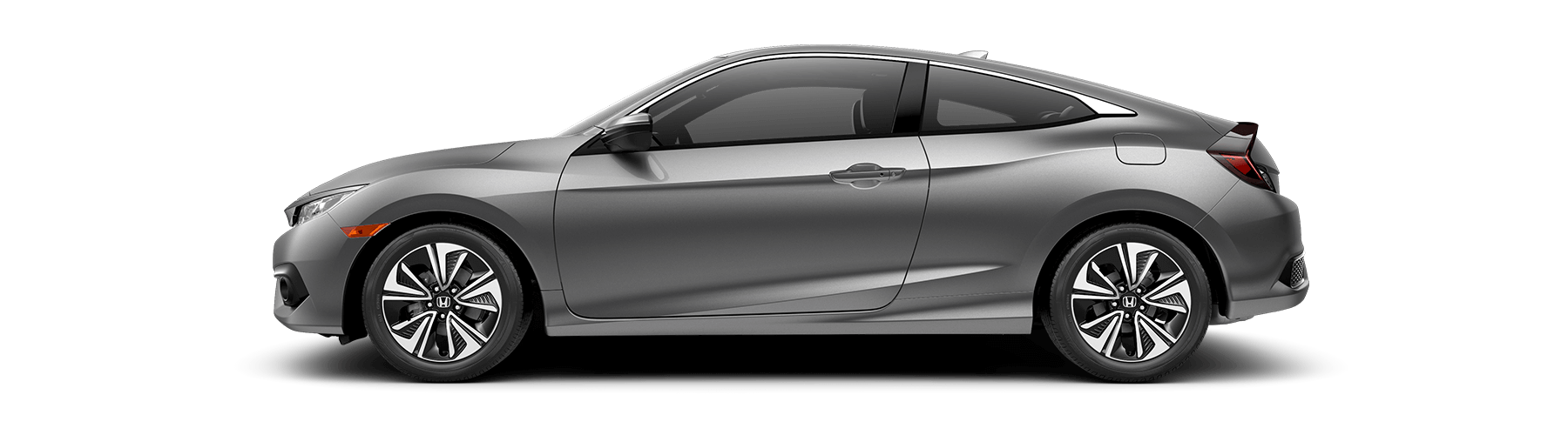2017 Honda Civic Coupe Side Profile