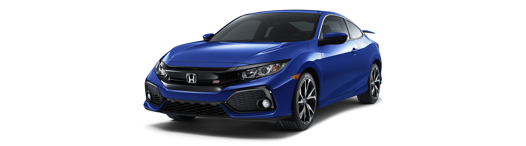 2017 Honda Civic Si Coupe Front Angle