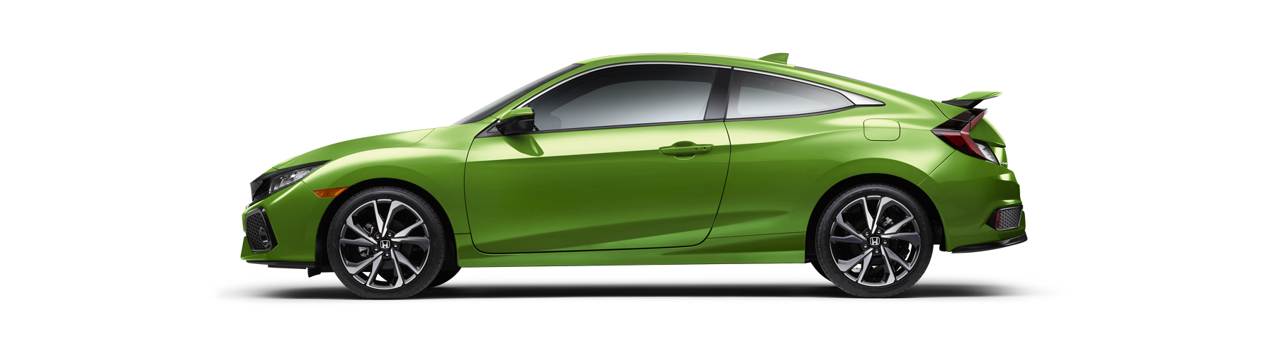 2017 Honda Civic Si Coupe Side Profile