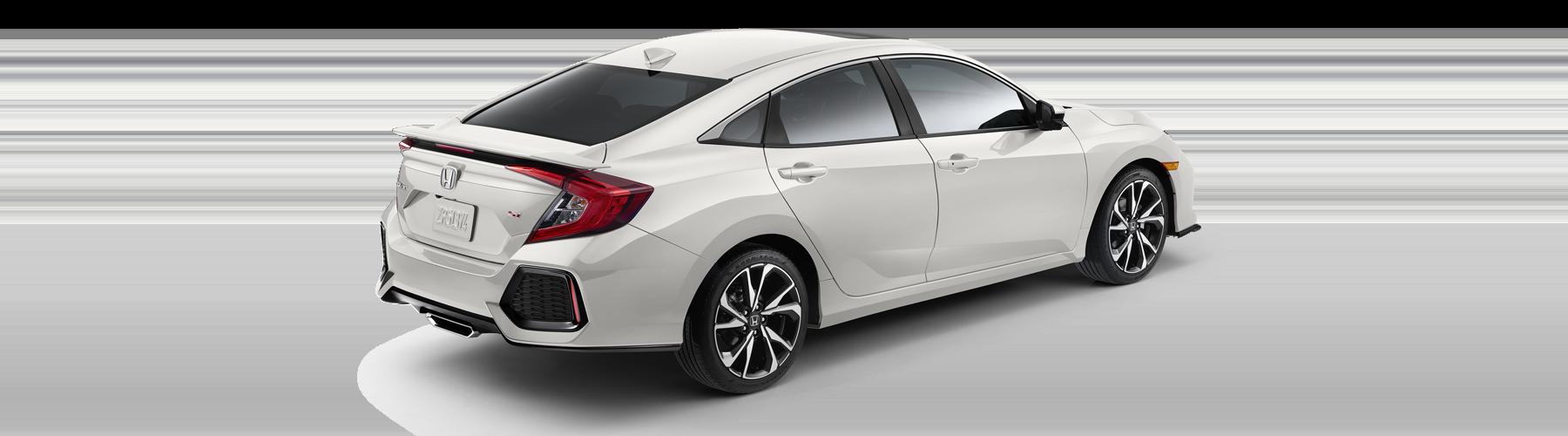 2017 Honda Civic Si Sedan New England Honda Dealers