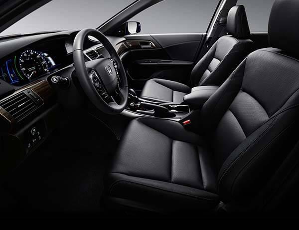 Honda Accord Hybrid Interior