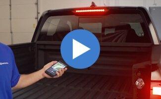 2017 Honda Ridgeline In Bed Speakers