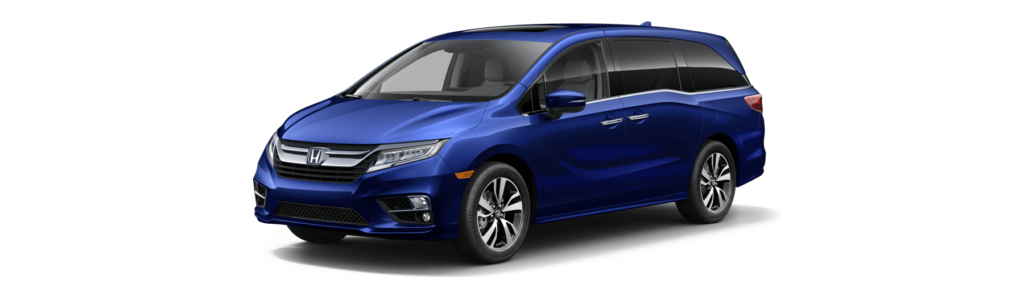 2018 Honda Odyssey Front Angle