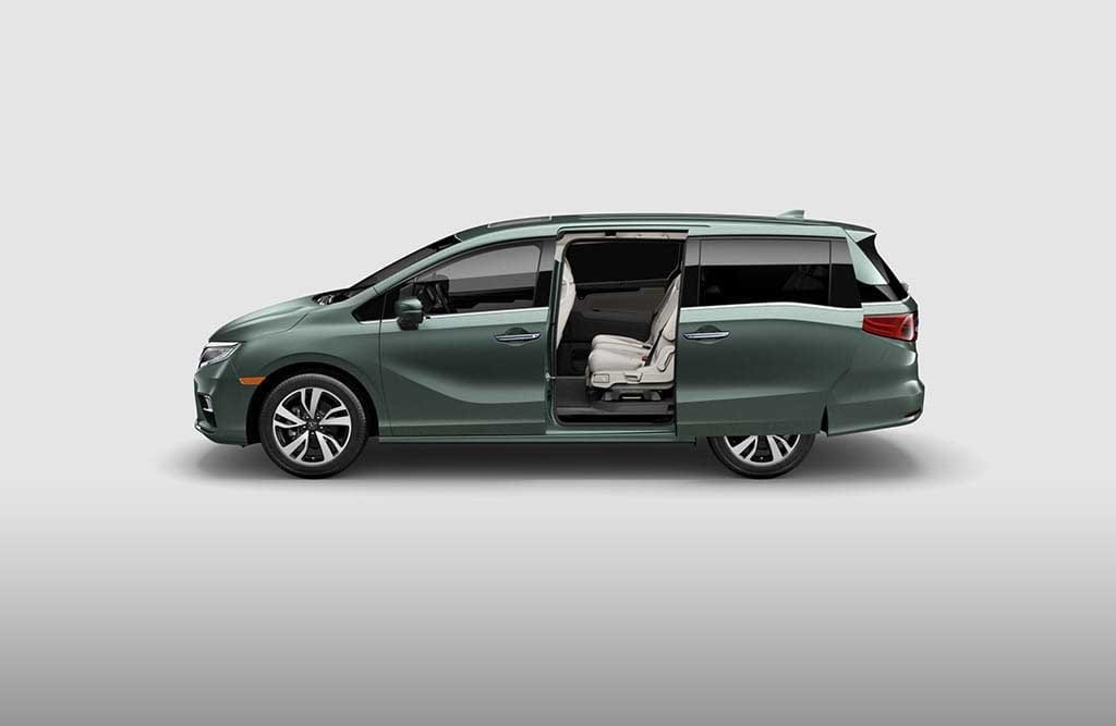 2018 honda odyssey technology includes exciting new features for 06 honda odyssey sliding door