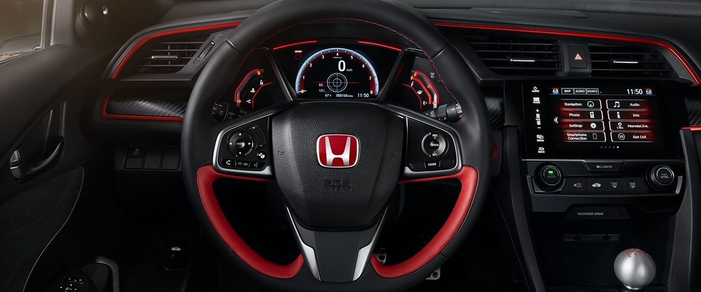 2017 Honda Civic Type R Bluetooth Handsfree