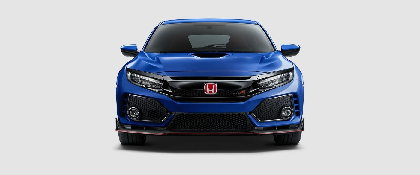 2017 Honda Civic Type R Headlights