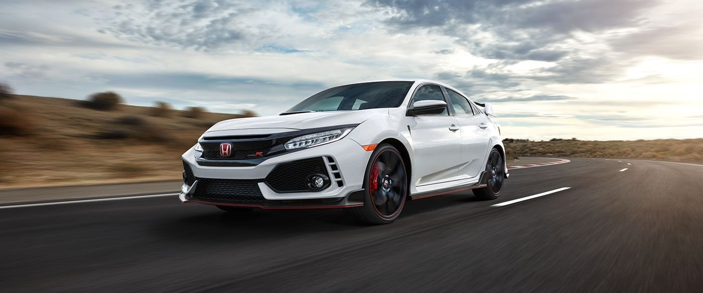 2017 Honda Civic Type R Speed Sensitive Volume Control