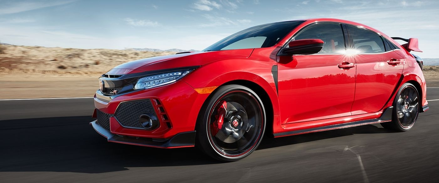 2017 Honda Civic Type R Stability Assist