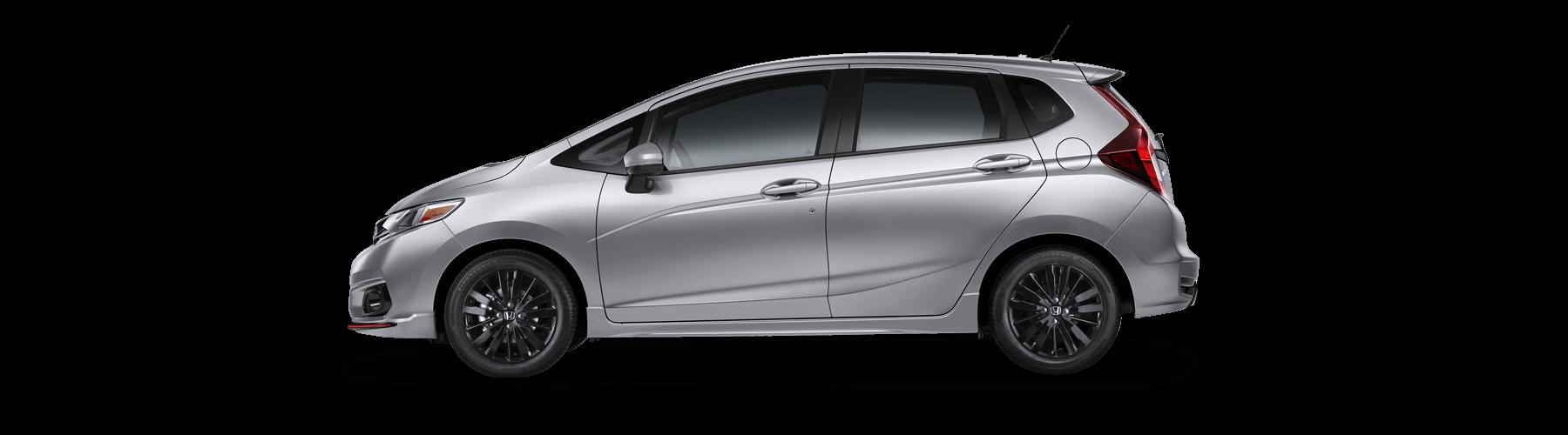 2018 Honda Fit Side Profile