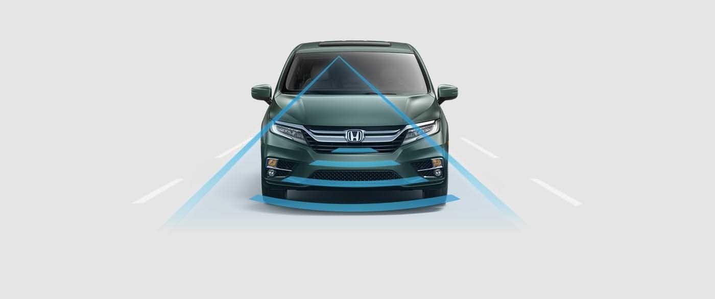 2018 Honda Odyssey Adaptive Cruise Control