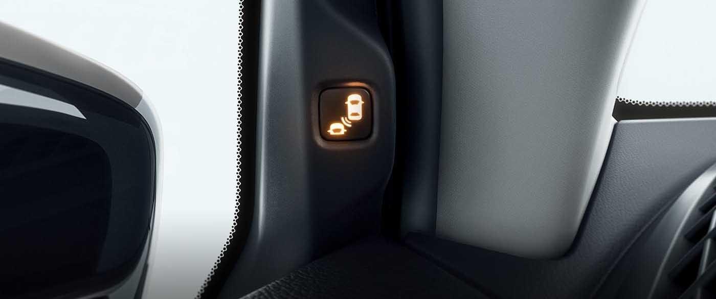 2018 Honda Odyssey Blind Spot Information Warning